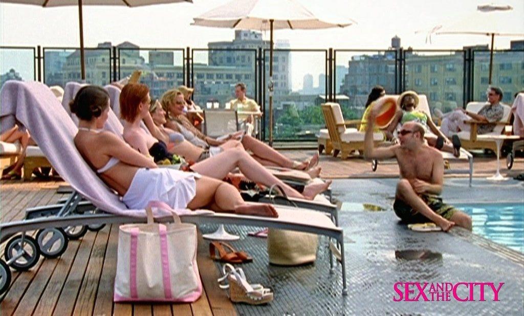 Le guide complet des lieux de la série Sex & the city à New York