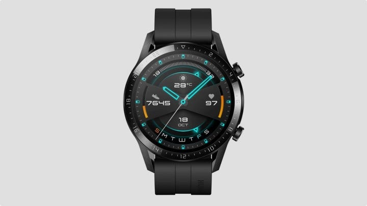 Huawei Watch GT 2 will now act more like a smartwatch