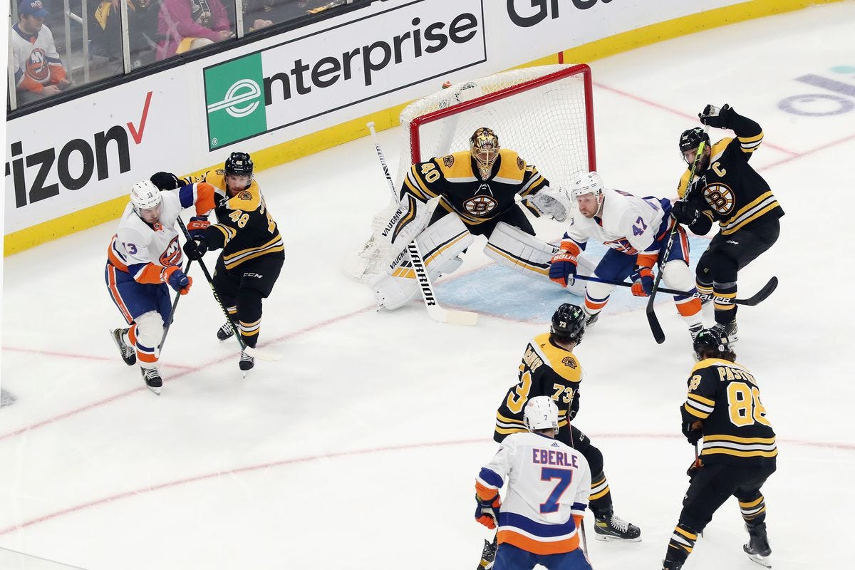 New York Islanders at Boston Bruins [Round 2, Game 5 thread] - Lighthouse  Hockey