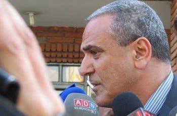 Pablo Milad, actual candidato a la presidencia de la ANFP