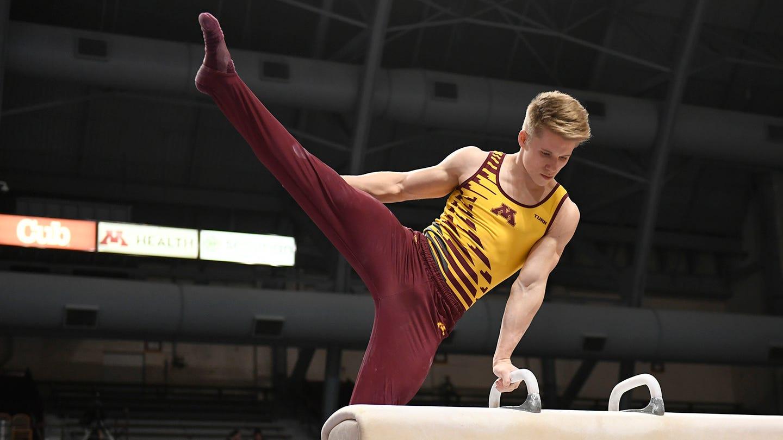 Men's Gymnastics - University of Minnesota Athletics