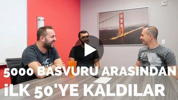 Binlerce Startup Arasından 500Startups'a Seçilen Türk Girişimciler
