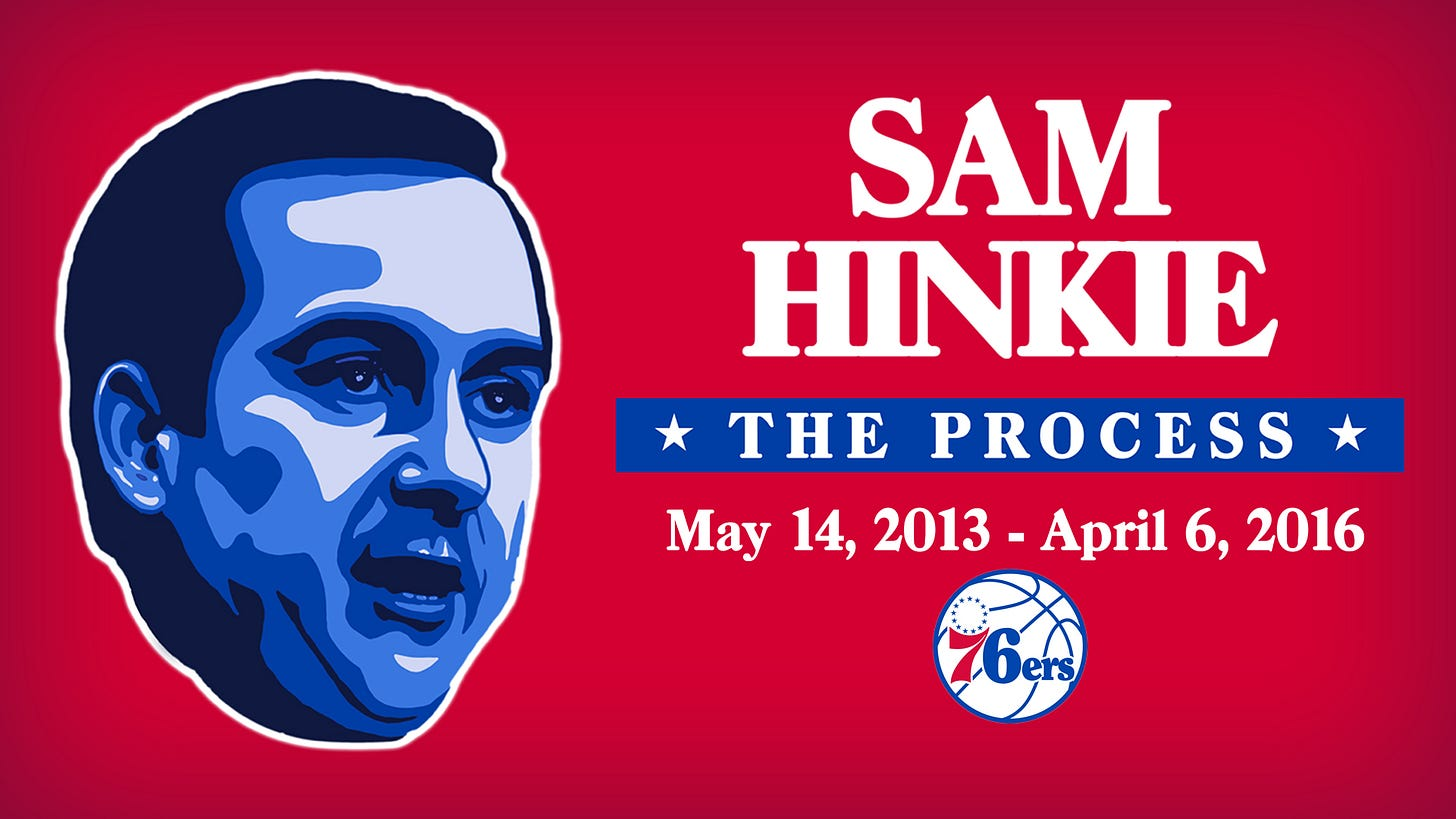 I re-created the Hinkie banner from XFINITY Live : sixers