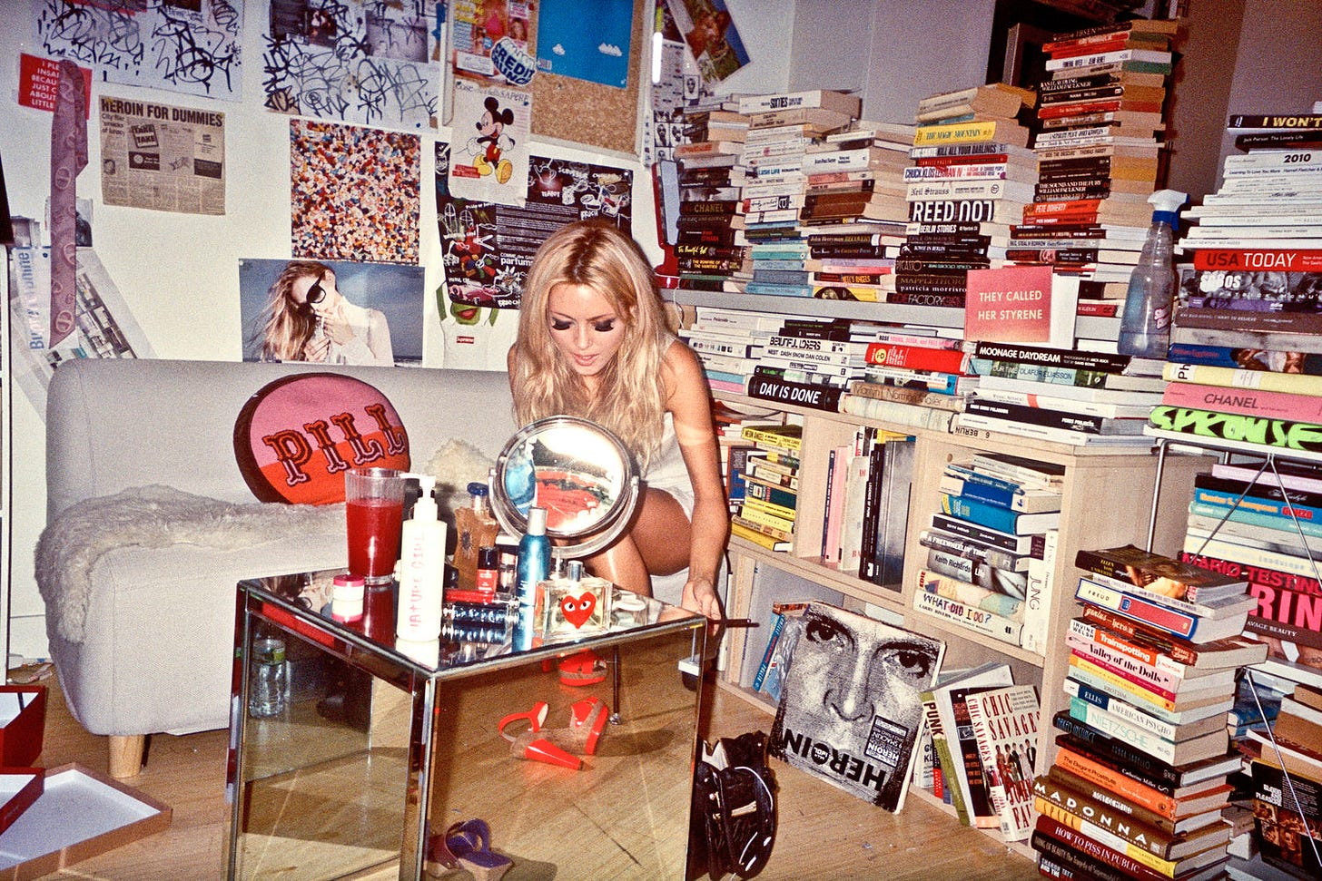 Cat Marnell — Your Girl Chuck