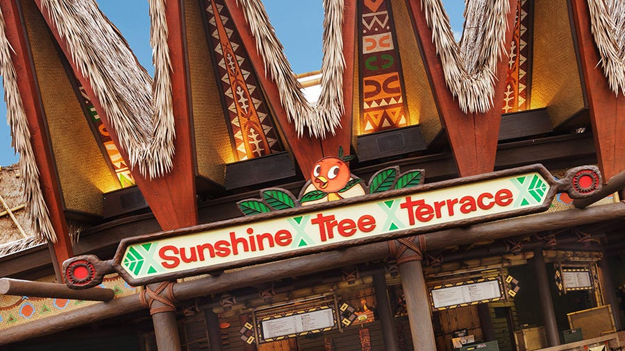 New Menu Item at Sunshine Tree Terrace in Magic Kingdom Park | Disney Parks  Blog
