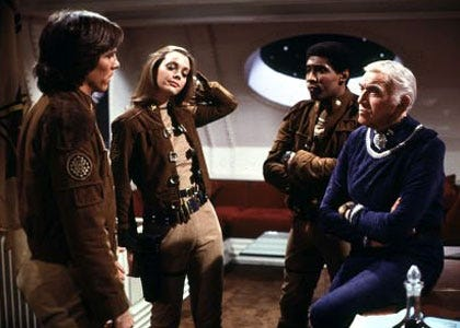 Image result for battlestar galactica 1978