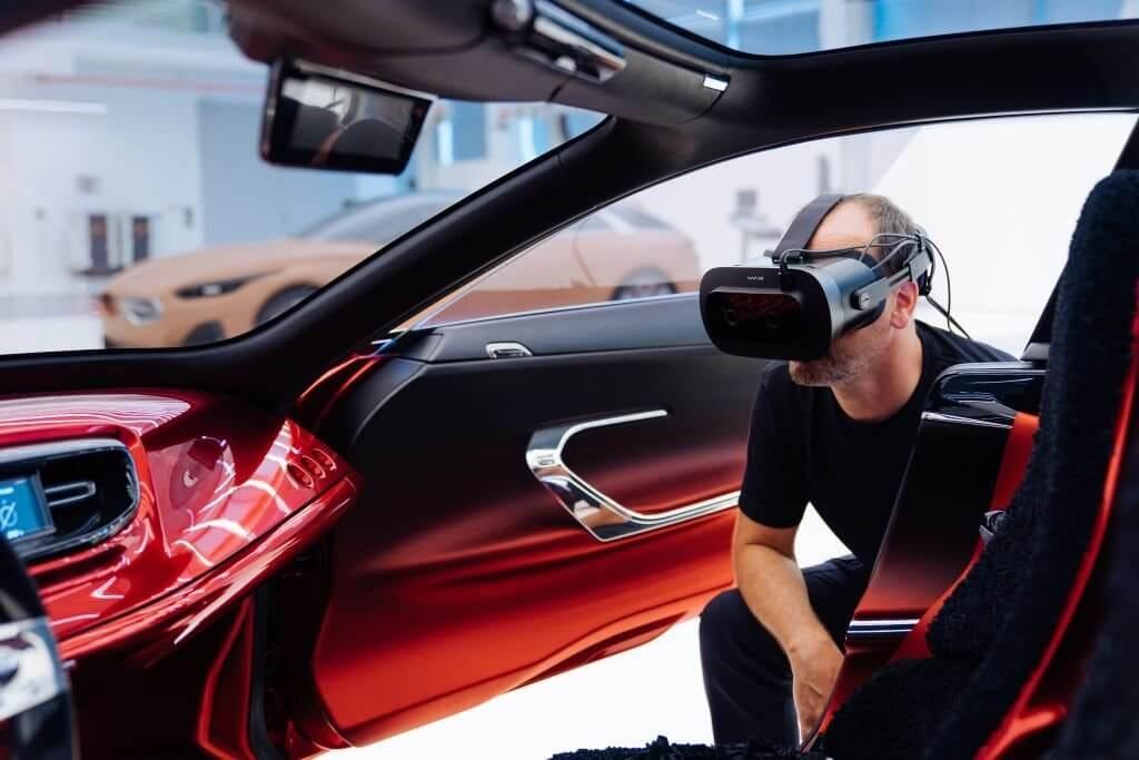 Thomas Unterluggauer, Creative Manager CGI, KIA Design Center Europe - mixed reality car design - KIA + varjo