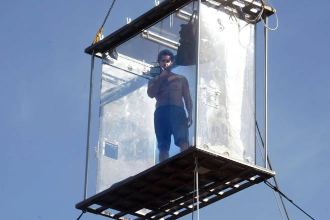 Magician David Blaine bemused that pals STILL tell him to ...