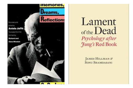Jung's Memories, Dreams, Reflections and Hillman and Shamdasani's Lament of the Dead