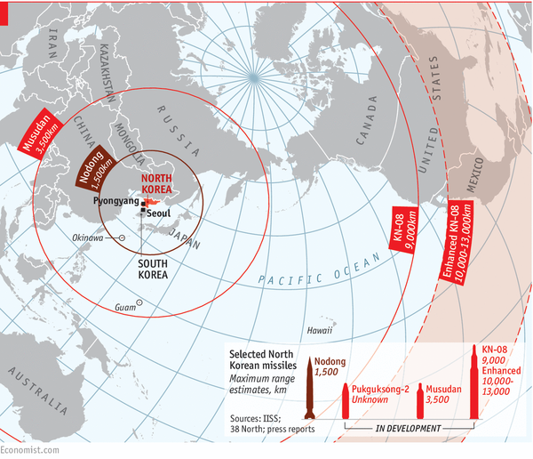 """""""Where can missiles from N. Korea reach?"""" Such a good answer."""