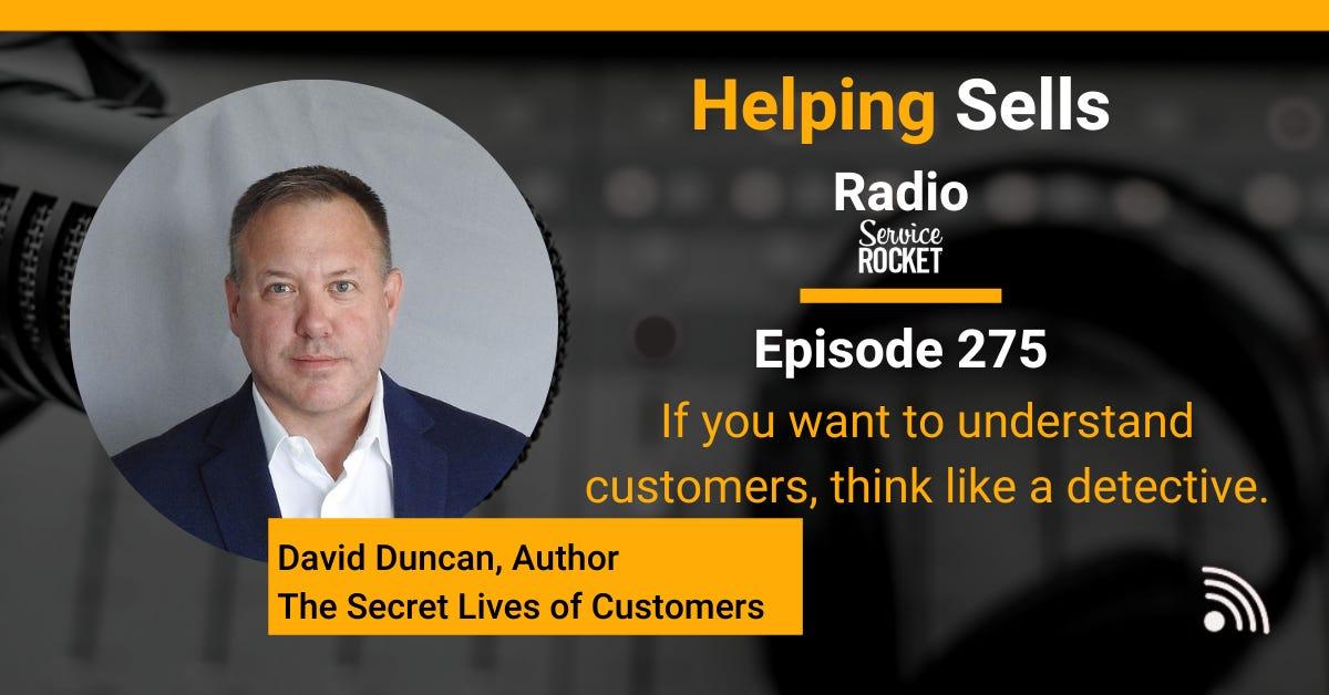 David Duncan Innosight on Helping Sells Radio with Bill Cushard