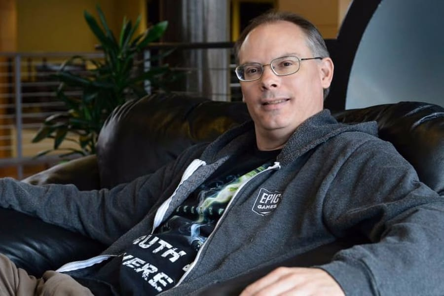 La fortuna de Tim Sweeney de Epic Games superó a la de Gabe Newell ...