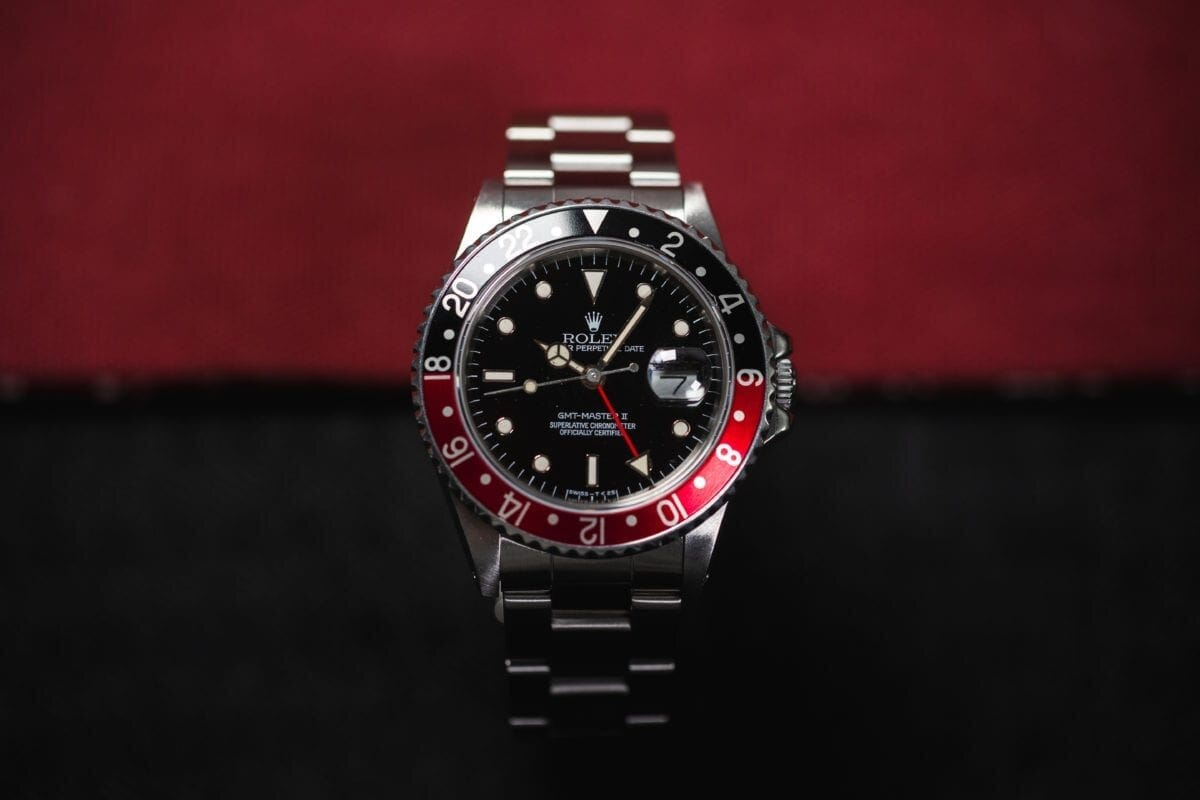 Rolex GMT-Master II reference 16760 | Crown & Caliber
