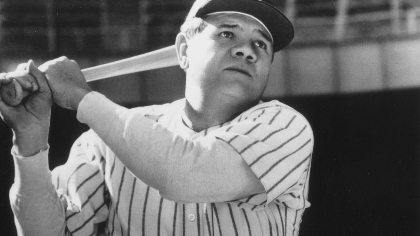 Babe Ruth: Career retrospective | Yardbarker