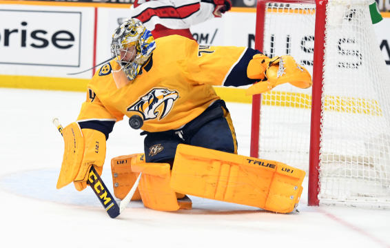 How Juuse Saros can steal the series for the Nashville Predators