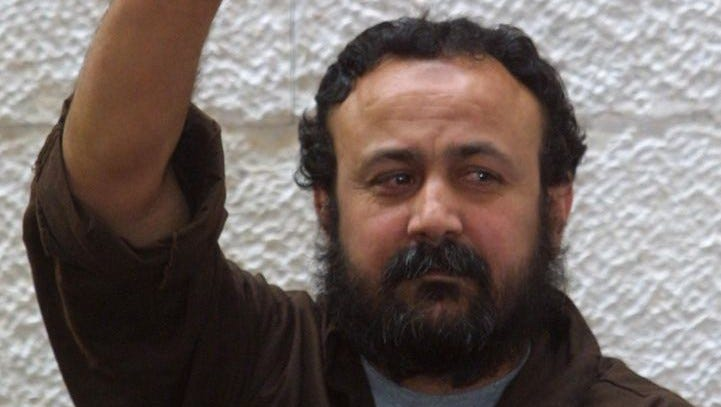 Barghouti calls for Palestinian leadership primaries as heat turns up for  Israel | The Times of Israel
