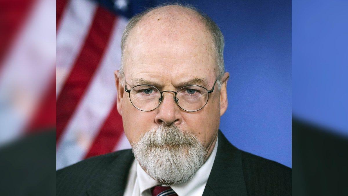 U.S. Attorney For Connecticut John Durham Resigns – NBC Connecticut