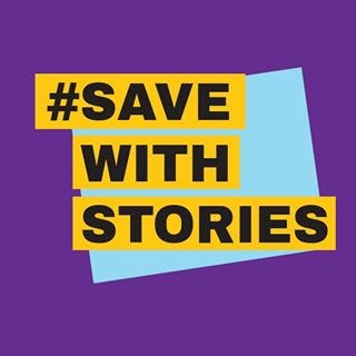 SAVEWITHSTORIES   Conferences & Events