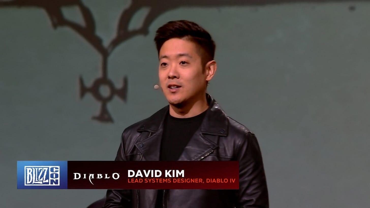 BlizzCon 2019 Diablo IV Systems and Features Panel Transcript