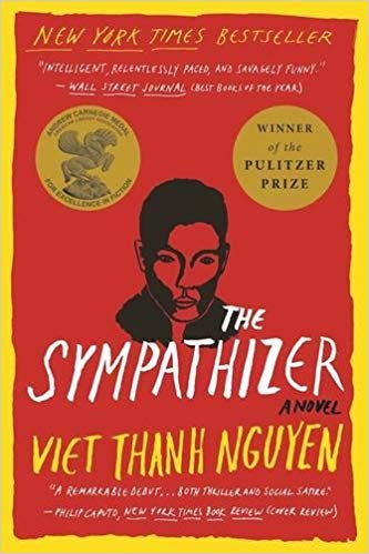 Image result for the sympathizer viet thanh nguyen