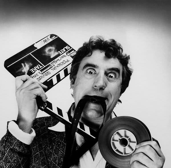 """The Monty Python alumnus Terry Jones. He jointly directed """"Monty Python and the Holy Grail"""" and was the sole director of """"Monty Python's Life of Brian."""""""