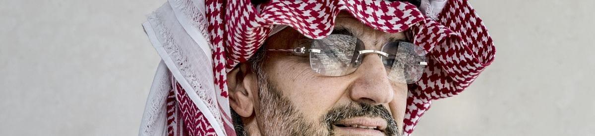 Saudi Prince Alwaleed's Net Worth Tumbles 58%