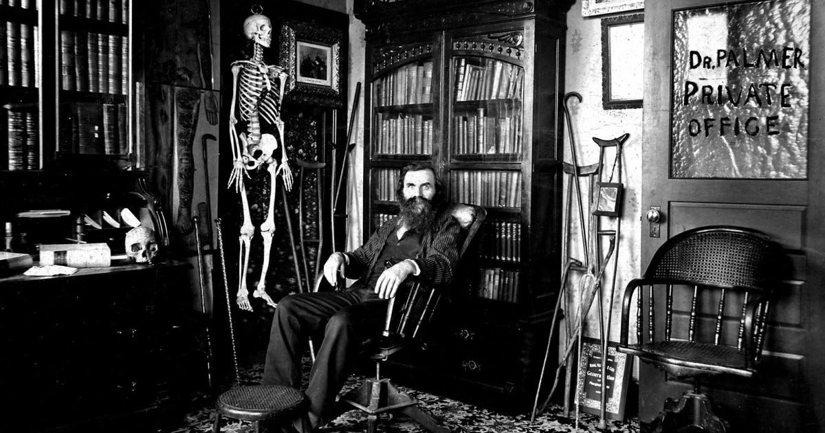 Chiropractic treatment, a $15-billion industry, has its roots in a ghost  story - Los Angeles Times