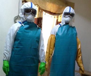 Ebola Personal Protective Equipment (PPE) Standards - MIT Humanitarian  Supply Chain Lab
