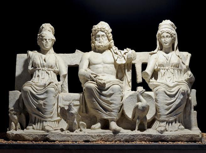 Tota Italia», tesori d'archeologia raccontano la nascita di una Nazione-  Corriere.it