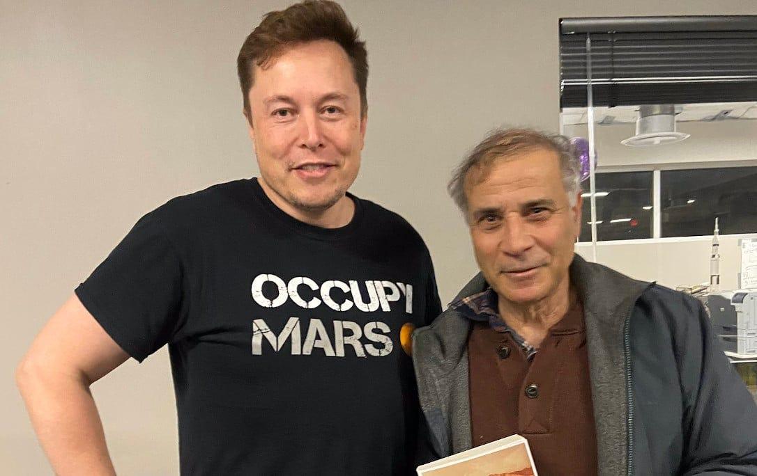 Musk & Zubrin Meet in Texas - The Mars Society