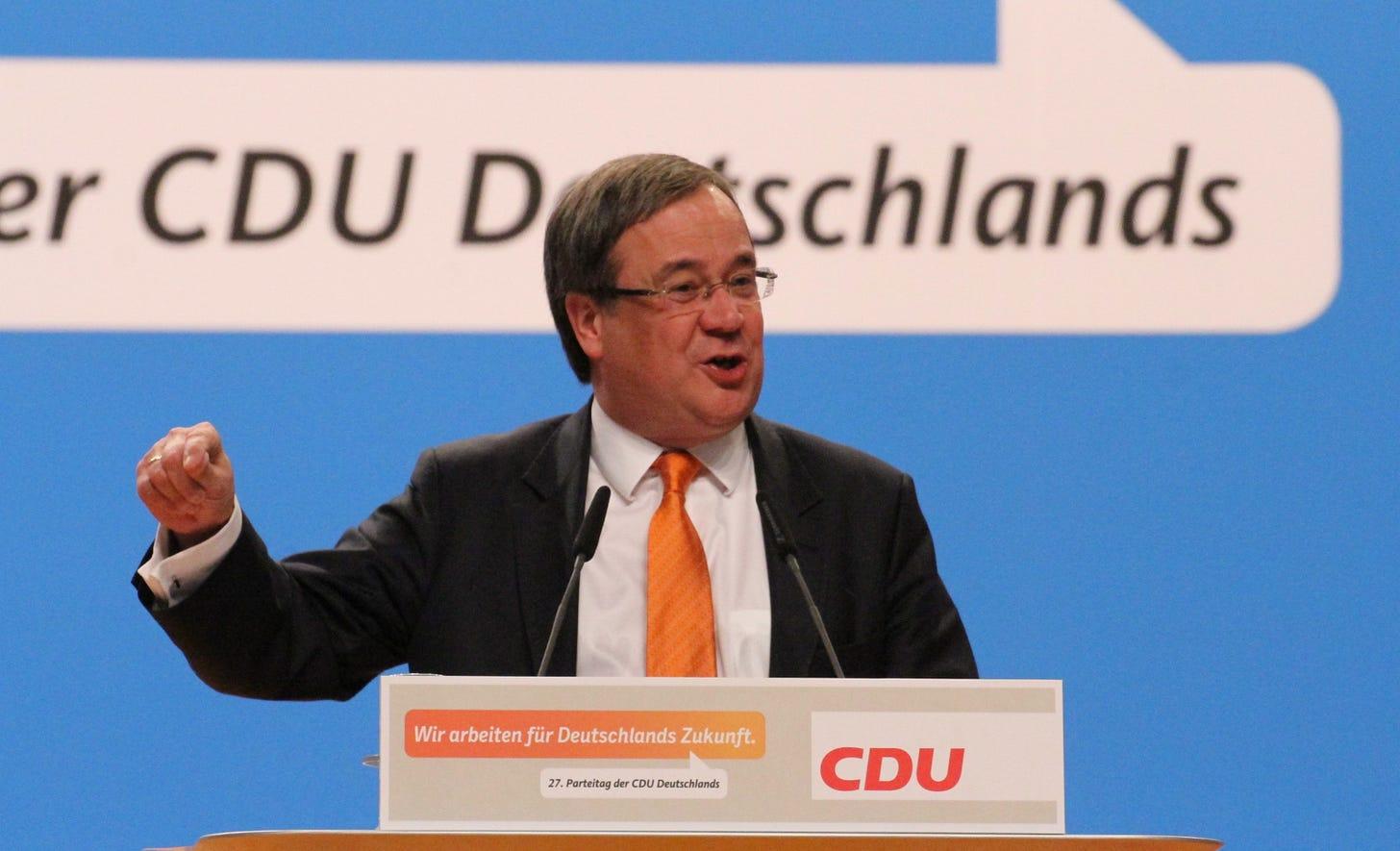 File:Armin Laschet CDU Parteitag 2014 by Olaf Kosinsky-12.jpg - Wikimedia  Commons