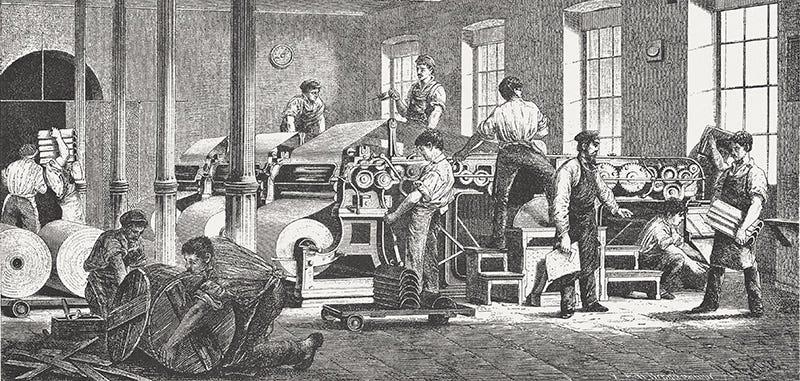 A Brief History of Printing Presses – Part 3: The Industrial ...