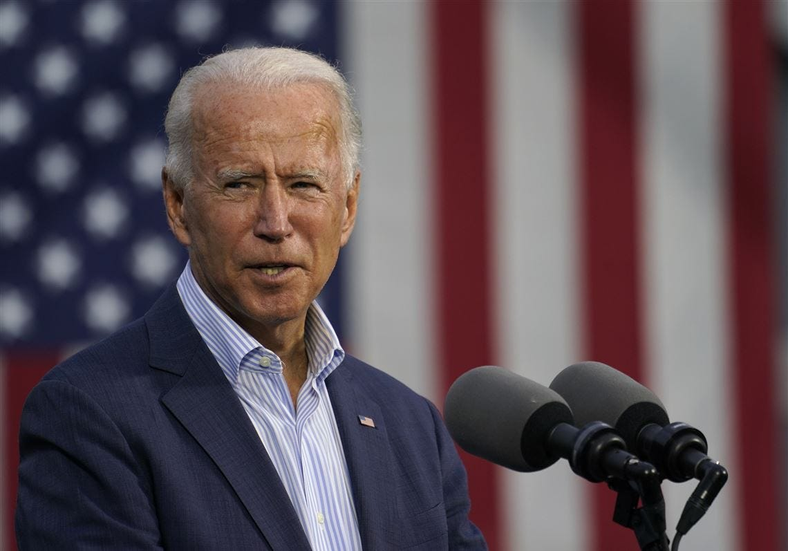Over 125 mayors across Pa. announce they're backing Biden for president |  Pittsburgh Post-Gazette