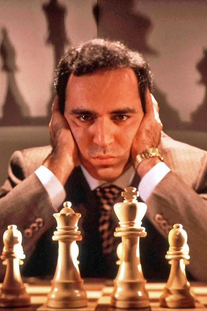 Review: Deep Thinking: Where Machine Intelligence Ends And Human Creativity  Begins by Garry Kasparov with Mig Greengard   Saturday Review   The Times