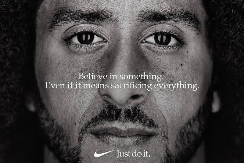 How Nike changed the consumer brand marketing universe