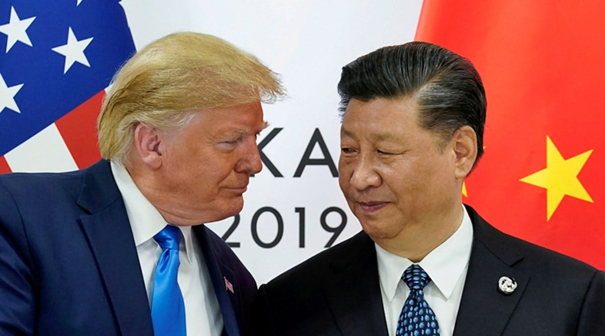 Don't want to talk to Xi Jinping right now: Trump | World News,The ...