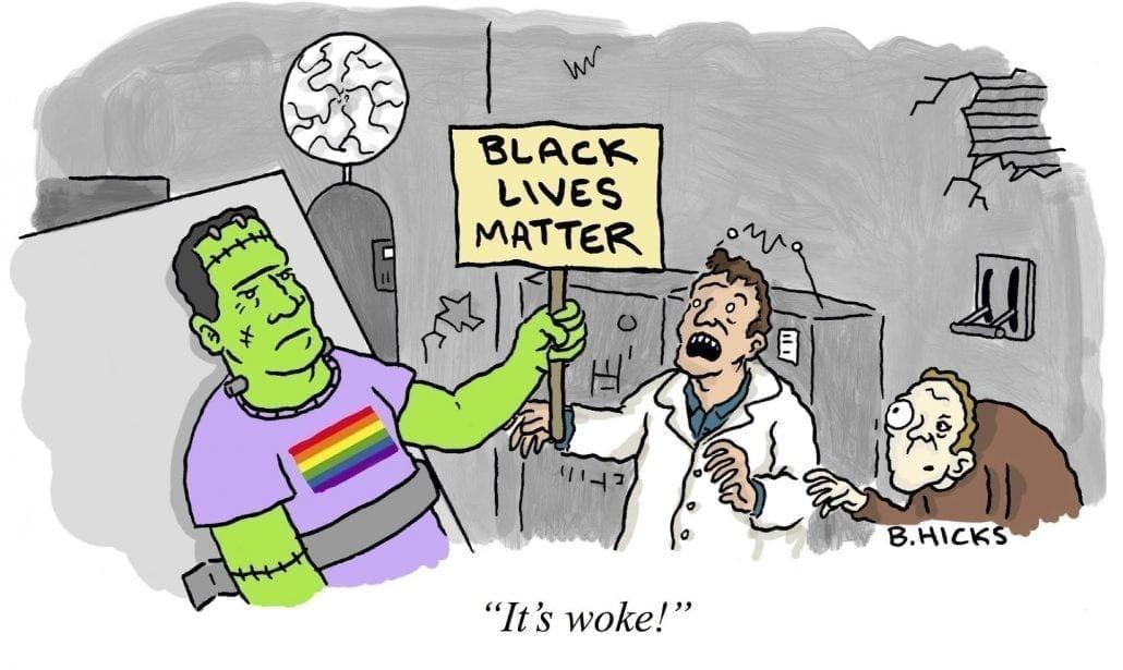 CARTOON: Woke AF | Weekly Humorist