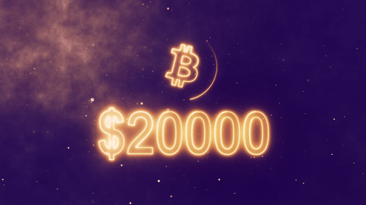 Bitcoin Price Smashes Through $20,000 as Bull Run Gets Underway - Decrypt