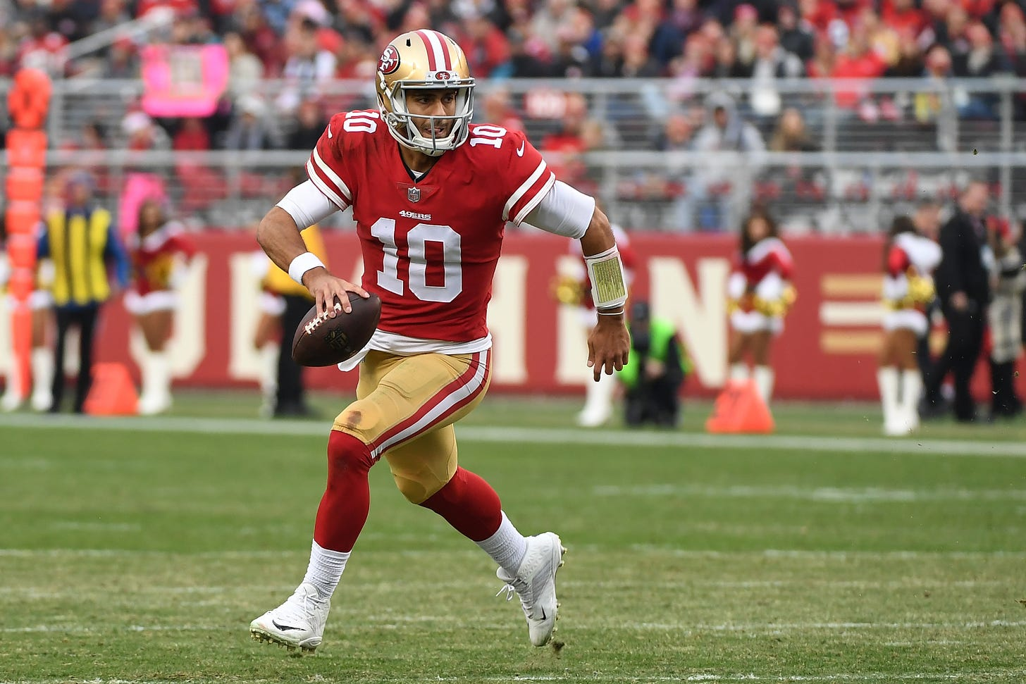 49ers win 4th straight behind Jimmy Garoppolo, beating Jaguars – The Denver  Post