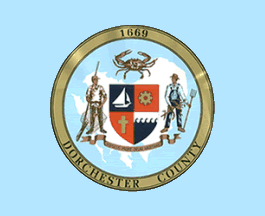 Flag of Dochester County, Maryland.png