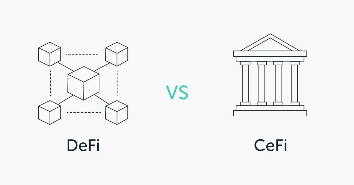 DeFi vs Cefi: How DeFi measures up