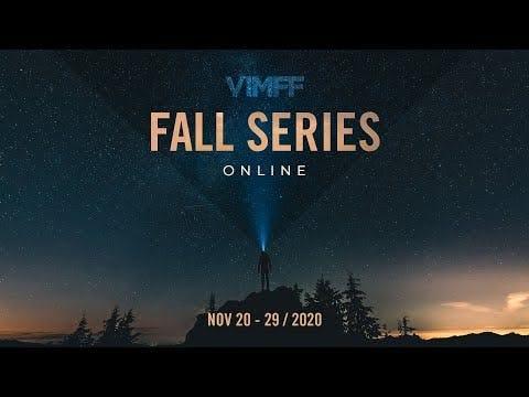 VIMFF Fall Series promo screen