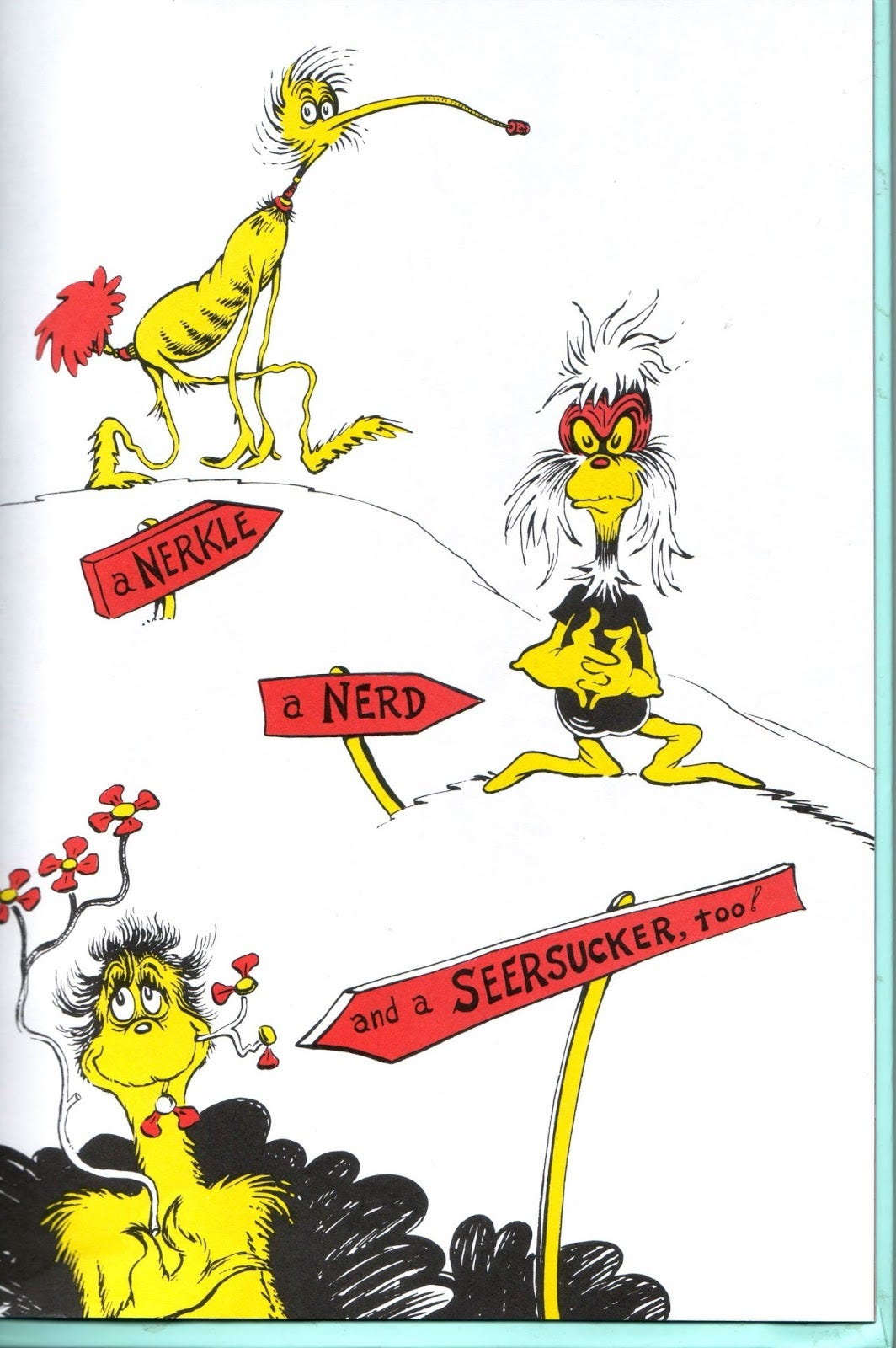 Read Aloud Dad : If I Ran the Zoo - A Mind Blowing, Nerdy Dr. Seuss Classic