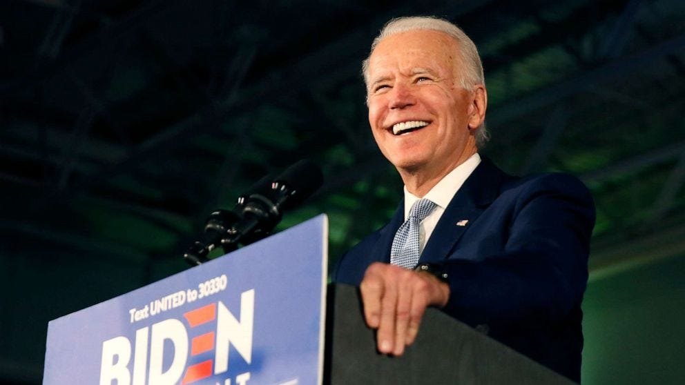 Strong South Carolina victory breathes new life into Biden's campaign - ABC  News