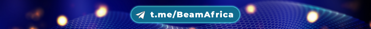 Beam Africa Groot Beam cryptocurrency telegram blockchain pangoli