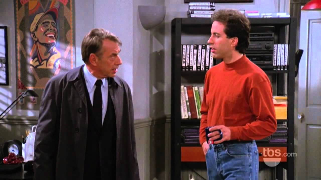 Seinfeld - Jerry and Mr Bookman - YouTube