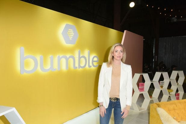 Bumble, female-focused dating app, makes its IPO filing public