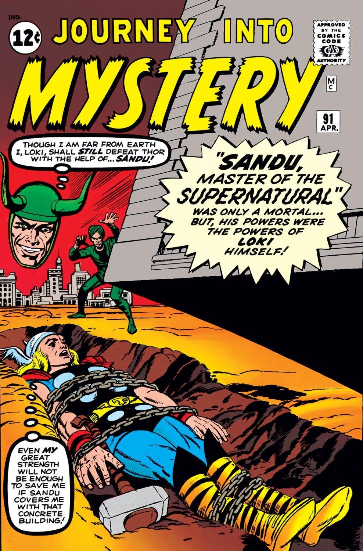 Journey into Mystery Vol 1 91 | Marvel Database | Fandom