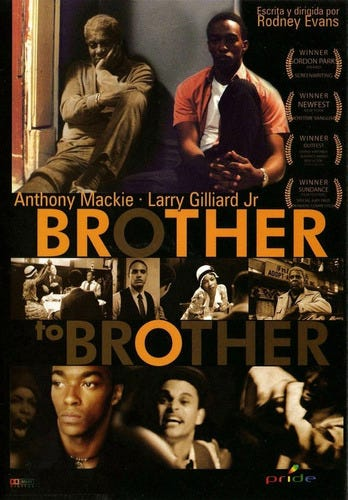Brother To Brother / Dvd / Tematica Gay - $ 590.00 en ...