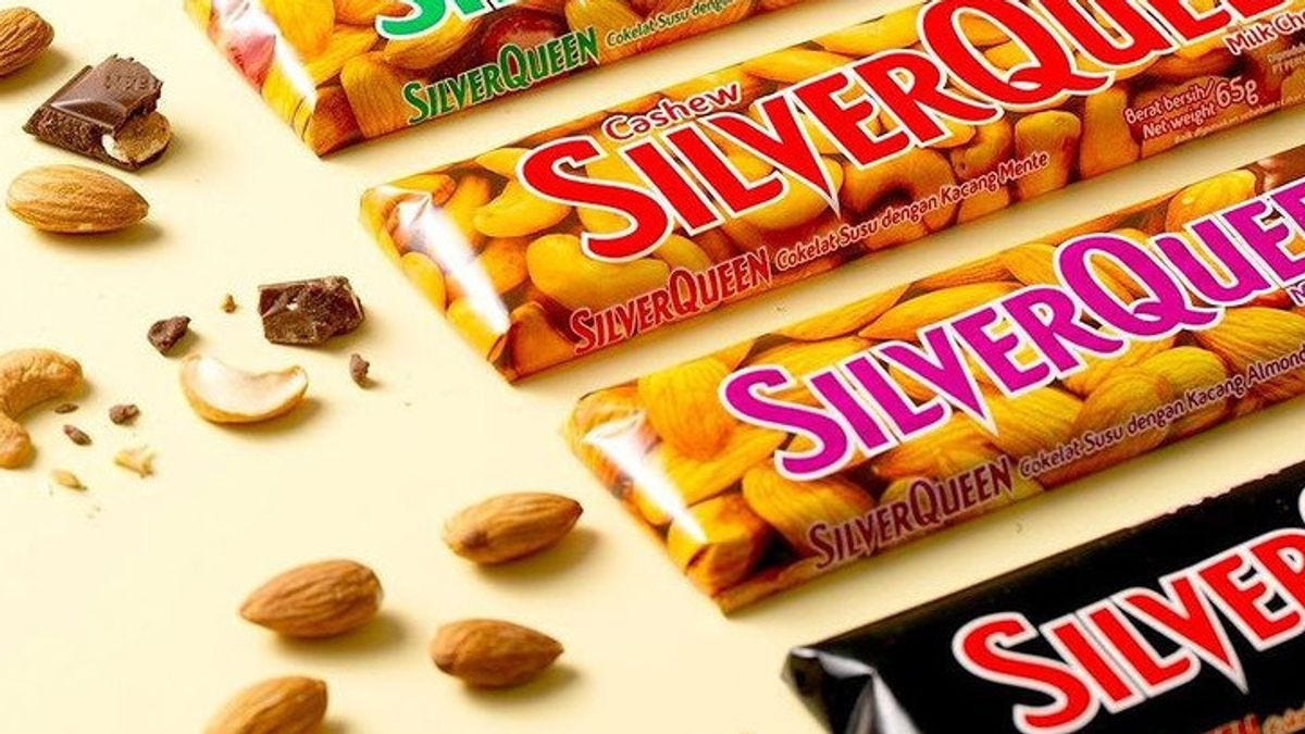 Not Many Know, SilverQueen Chocolate Is An Original Indonesian Product!